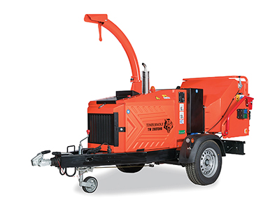 Timberwolf TW 280TDHB Diesel Wood Chipper