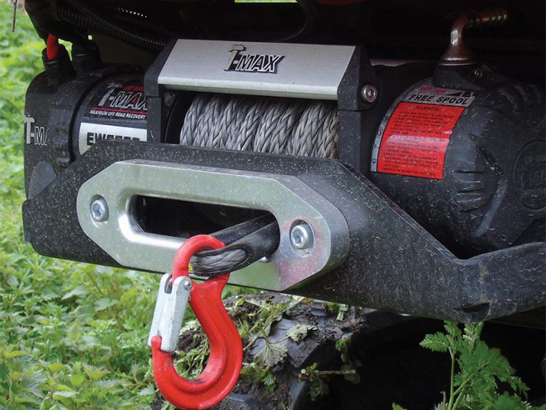 Timberwolf TW 280VGTR Tracked Wood Chipper - optional winch